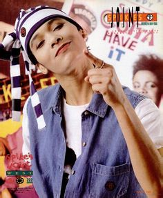 Spikes Joint, boutiques in Brooklyn, NY and Los Angeles - Clothing Apparel by Spike Lee  - Vibe December 1993.