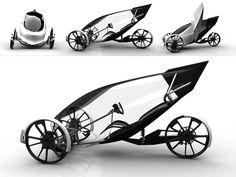 flux concept vehicle