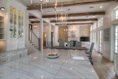 Kitchen white macaubas quartzite countertop. White macaubas quartzite. Kitchen…