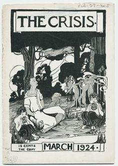 """The Crisis"" March 1924"