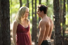 The Vampire Diaries:The Best Shirtless TV Moments of 2012