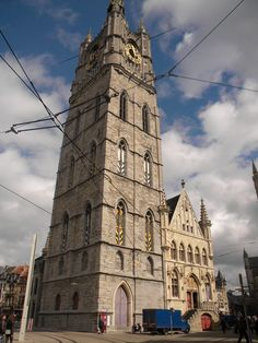 #Gent City Break, Notre Dame, Belgium, Travel, Voyage, Viajes, Traveling, Trips, Tourism