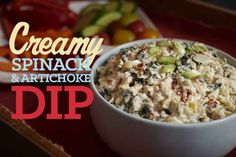 Artichoke Dip | 10 Foods Made Better With MIRACLE WHIP