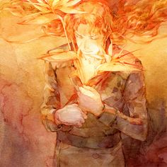A Fire Inside by chernotrav.deviantart.com on @DeviantArt