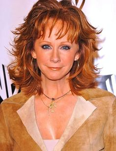 Reba McEntire another one of favorite singer!! Love her music!