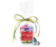 Bag of Praline Eggs and Mini Crisp Shell Easter Eggs. Great Treat for the children.