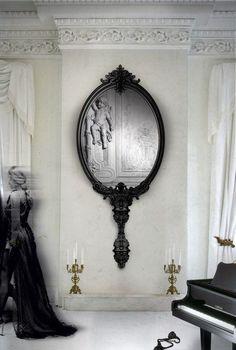 So mirror, mirror So mirror, mirror