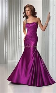 Amazing One Shoulder Pageant Dress/Evening Gown By Flirt P2421