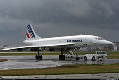Aerospatiale-BAC Concorde | It is a retired turbojet-powered supersonic passenger airliner, the second of only two Super Sonic Transports to have entered commercial service. The first was the Tupolev Tu-144