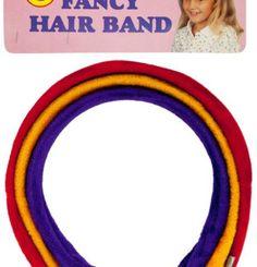 Girls' Fancy Headbands Set Case Pack 24