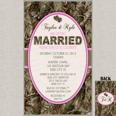 max 4 wedding invitations | Wedding Stuff<3 | Pinterest | Weddings ...