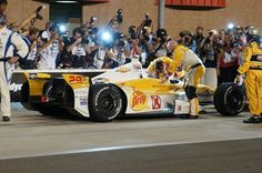 The championship year of Ryan Hunter-Reay and Andretti Autosport by the numbers [slideshow].