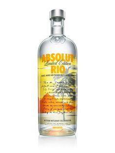 Absolut Rio - Absolut Vodka