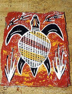 maori and aboriginal tattoo * maori aboriginal tattoo ` maori and aboriginal tattoo Aboriginal Art Animals, Aboriginal Dot Painting, Dot Art Painting, Aboriginal Tattoo, Kunst Der Aborigines, Australian Aboriginals, Animal Templates, Aboriginal Culture, Turtle Painting