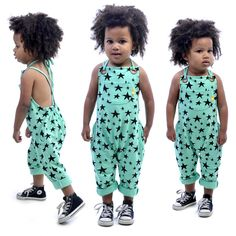 Star Struck Jumpsuit   Rock Your Kid summer 14 / 15   www.rockyourbaby.com   Collaboration with Ashley Goldberg