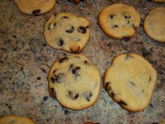 Chocolate Chip Cheesecake Cookies (S)