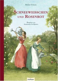 Schneeweisschen und Rosenrot von Anastassija Archipowa http://www.amazon.de/dp/3480223796/ref=cm_sw_r_pi_dp_7PlJub093RD5A