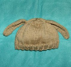 Puppy dog hat~Thinking light brown with dark brown ears )! Baby Hats f31b469225e1