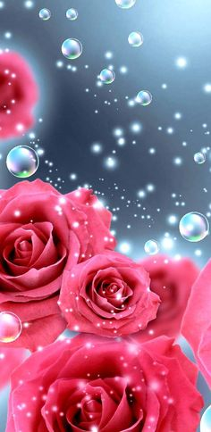 Dark BubblesNRoses wallpaper by NikkiFrohloff - 4887 - Free on ZEDGE™