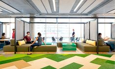 Cisco Meraki offices by O+A, San Francisco – California