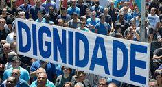 Pregopontocom Tudo: Servidores públicos vão parar nesta quarta em todo o Brasil contra desmonte do Estado