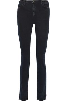 M.I.H JEANS Daily Mid-Rise Slim-Leg Jeans. #m.i.hjeans #cloth #jeans