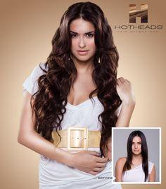 #Hotheads    http://theloftsalonstudio.com/hair-extensions-salon/hotheads-tape-hair-extensions/