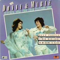 Google Image Result for http://www.franklarosa.com/vinyl/BigImg/donny.jpg      the donny and marie show was goofy and corny but fun