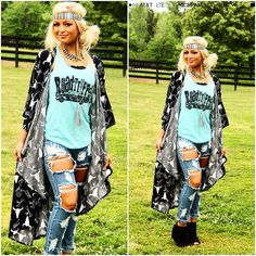 I love this style! The Turquoise Rose Boutique Longview, Tx Rodeo Outfits, Western Outfits, Western Wear, Fall Outfits, Summer Outfits, Cute Outfits, Western Style, Country Fashion, Boho Fashion