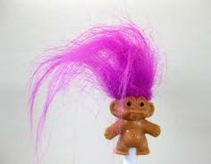 Dream Works Presents the Upcoming Troll Doll Movie