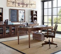 Printer's Large Home Office Suite