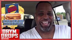 Burger King Extra Long BBQ Cheeseburger