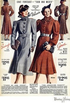 1930 ladies coat - Google Search