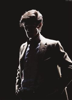 I wish he hadn't been so scary... He was still my favorite Doctor and I probably would've loved him more if he wasn't so dark