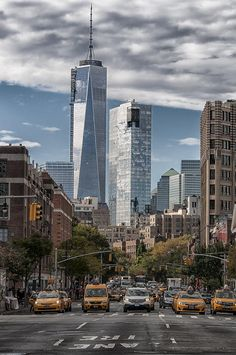 Freedom Tower, New York