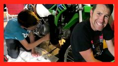 cool Watch TEACHING KIDS HOW TO MAINTAIN A DIRT BIKE (Day 1573)