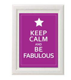 Hey, I found this really awesome Etsy listing at http://www.etsy.com/listing/162565494/fabulous-keep-calm-poster-8x10-free