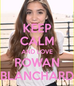 Image result for rowan blanchard baby pictures