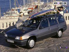 Opel Kadett Caravan GL: Photo №09