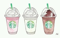 Starbucks♡♡what a yummy drink!!
