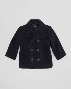 My mother-in-law just bought this Ralph Lauren Winter dress Coat for my son and I love it!!!