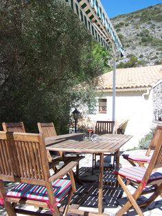 The heavenly L'Olivette bare holidays in the south of France  #naturist #gite #naturistgite #handluggageholidays