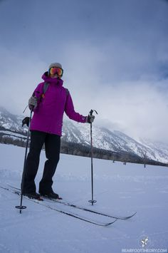 Fashion week Wear to what skiing in montana for lady