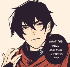 Angsty Keith