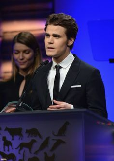 (PHOTOS) [29.03] TVD'S STAR PAUL WESLEY HONORED AT HUMANE SOCIETY OF THE UNITED STATES 60TH ANNIVERSARY GALA9c46fac1-460c-4b9b-87bb-7dec677333fc.jpg