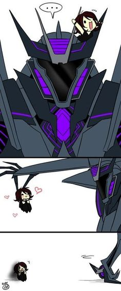 Read Slumber Party Surprise 'Part from the story Transformers Prime; Transformers Prime Funny, Shockwave Transformers, Transformers Characters, Transformers Bumblebee, Optimus Prime, Transformer 1, Slumber Parties, Sound Waves, The Darkest