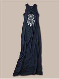 Womens Boho Aztec Tribal DREAMCATCHER Bohemian by FreeBirdCloth, $30.00