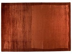Tappeto rettangolare in stile moderno RAME - Golran