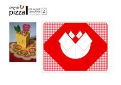 ピザの図面