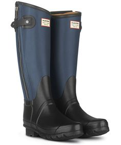 Hunter Boots - Chic, Fun Rain Boots Fall 2013 | Time to jump in those puddles! #refinery29 http://www.refinery29.com/53088
